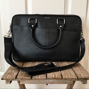 Cole Haan For American Airlines Leather Work Tote